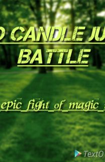 No Candle Just Battle