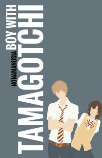 BOY WITH TAMAGOTCHI