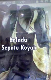 Balada Sepatu Koyak