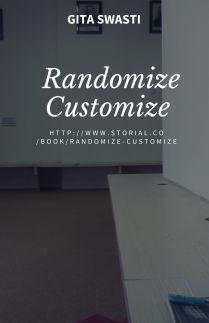 Randomize Customize