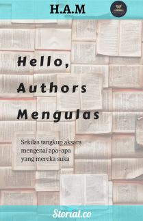 Hello Authors Mengulas