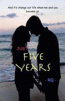 Just Five Years (3# Collins's series)