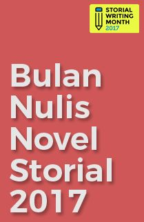 Bulan Nulis Novel Storial 2017