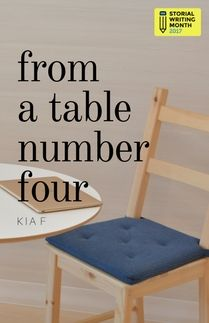 from a table number four