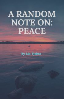 A Random Note on Peace