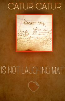 IT IS NOT LAUGHING MATTER