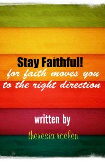 Stay Faithful