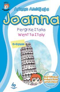 REVIEW JOANNA PERGI KE ITALIA