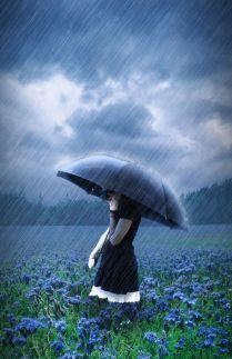 Menari Bersama Hujan