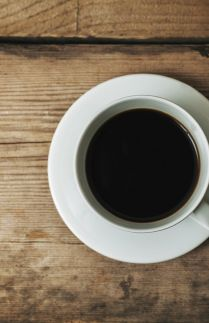 senja kopi dan hidup