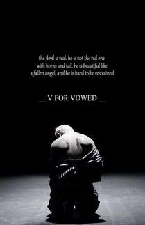 V FOR VOWED