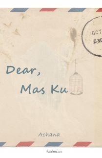 Surat Untuk Mas Ku