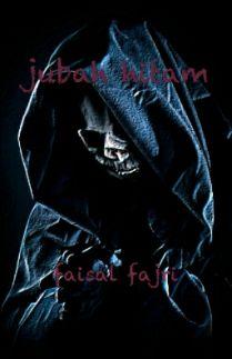 jubah hitam