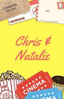 Chris dan Natalie