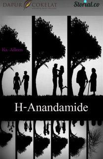 H min Anandamide