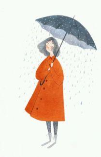 Hujan Yang Kunikmati