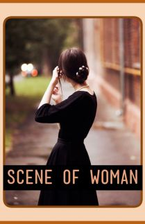 Scene of Woman